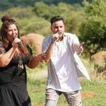 DSDS 2018 Auslandsrecall - Janina El Arguioui und Farid El-Hassass