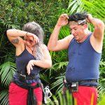 Dschungelcamp 2018 Dschungelprüfung 02 – Jenny und Matthias nach der Prüfung
