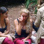 Dschungelcamp 2018  Tag 2 - Tatjana Gsell und Kattia Vides