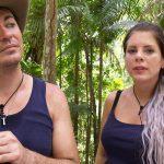 Dschungelcamp 2018 Tag 2 - Matthias und Jenny