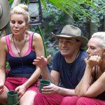 Dschungelcamp 2018 Tag 2 - Matthias, Tatjana und Natascha