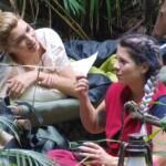 Dschungelcamp 2018 Tag 3 - Giuliana Frafalla und Jenny Frankhauser