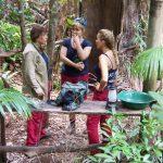 Dschungelcamp 2018 Tag 4 - Tina York, Sandra Steffl und Tatjana Gsell