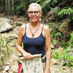Dschungelcamp 2018 Tag 4 - Natascha Ochsenknecht bei der Schatzsuche