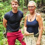 Dschungelcamp 2018 Tag 4 - Natascha und David bei der Schatzsuche