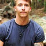 Dschungelcamp 2018 Tag 4 - David Friedrich bei der Schatzsuche
