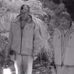 Dschungelcamp 2018 Tag 8 - Natascha und Ansgar kehren von ihrer Schatzsuche zurück