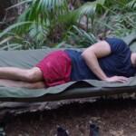 Dschungelcamp 2018 Tag 9 - David Friedrich