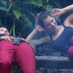 Dschungelcamp 2018 Tag 9 - Kattia und Jenny