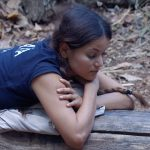 Dschungelcamp 2018 Tag 9 - Kattia Vides