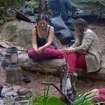 Dschungelcamp 2018 Tag 10 - Jenny und Tina