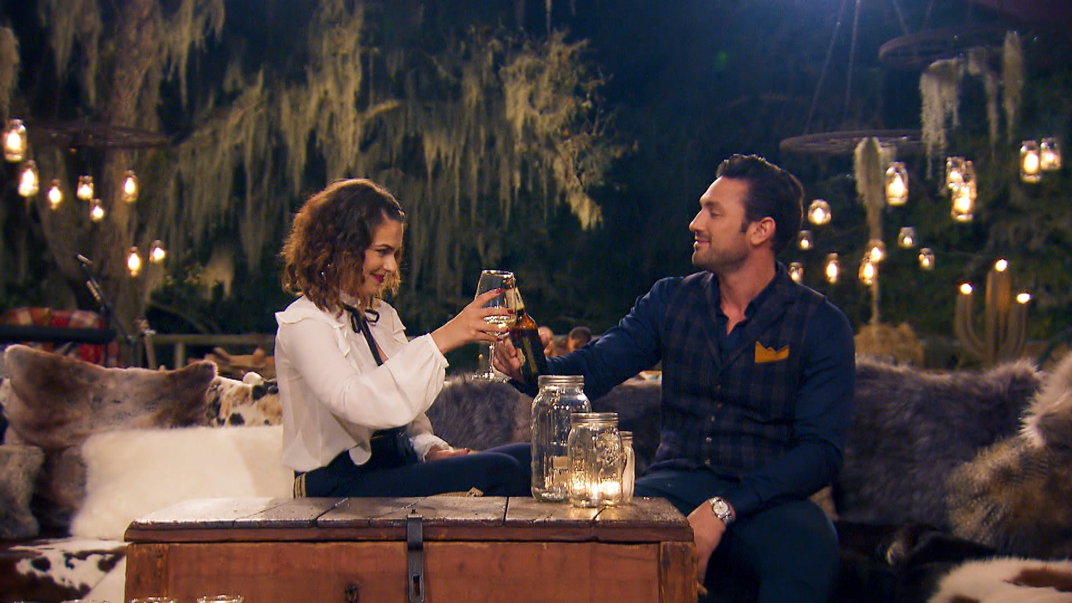 Der Bachelor 2018 Folge 6 - Janine Christin und Daniel
