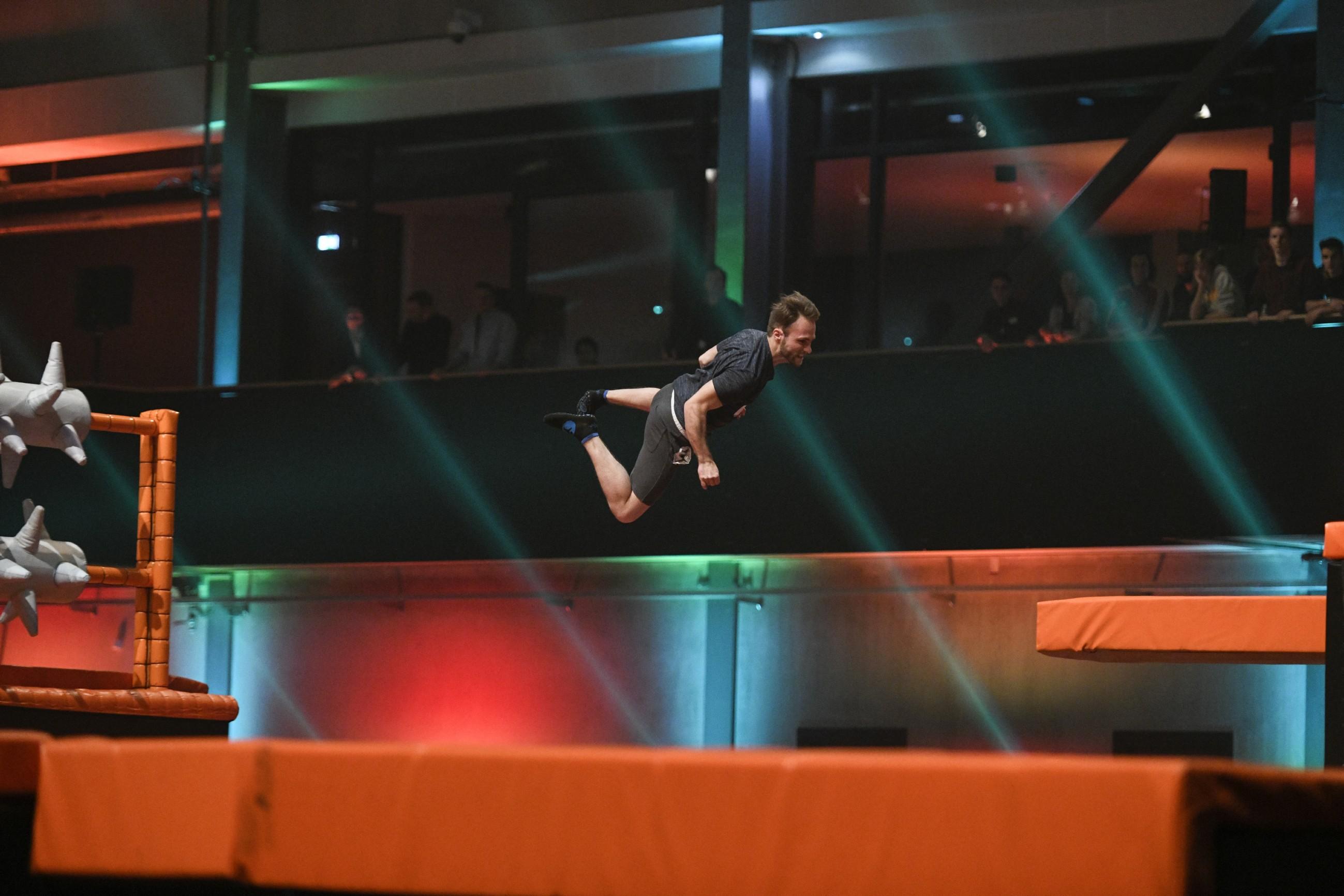 Big Bounce Finale - Kevin Gedidk