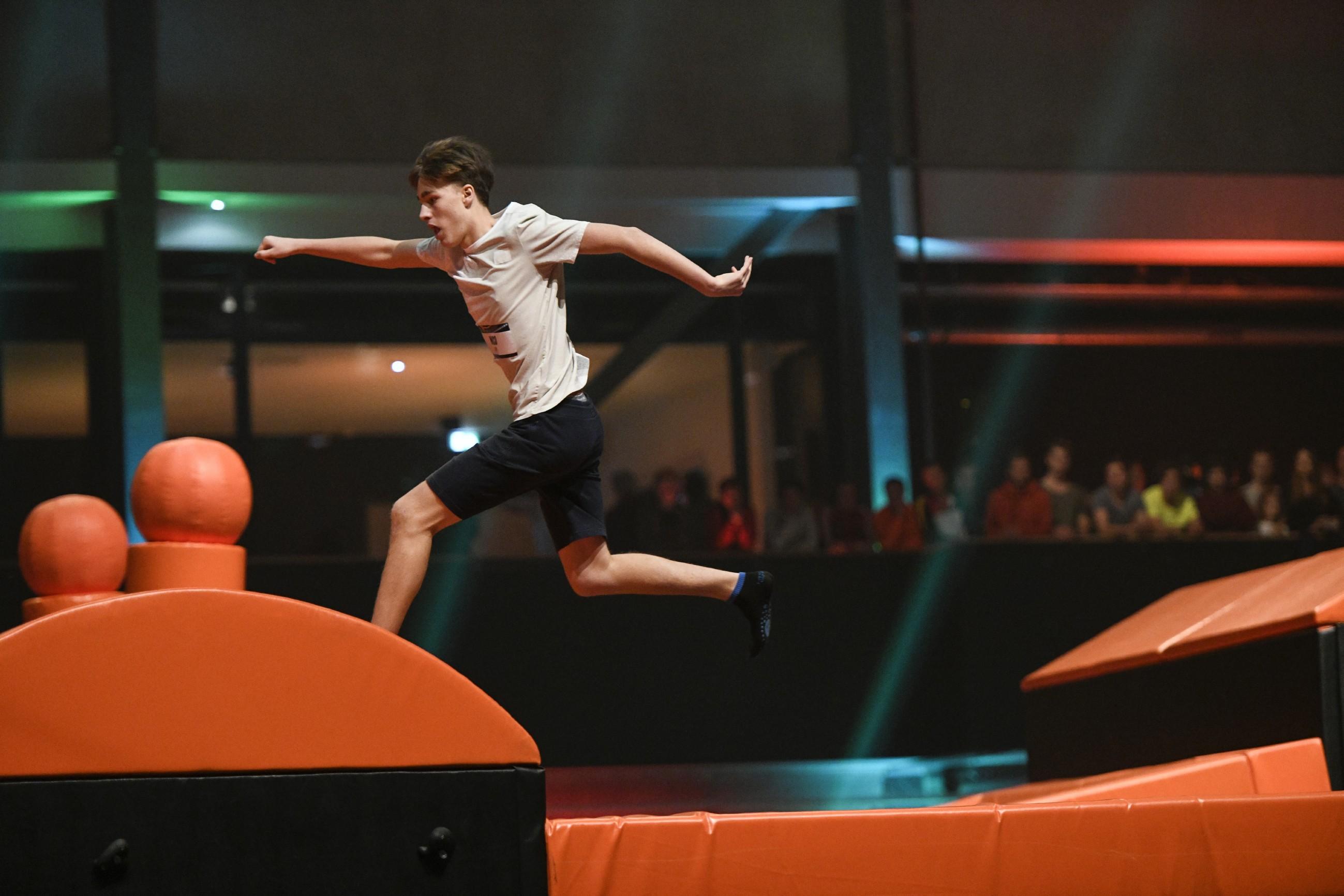 Big Bounce Finale - Nico aus der Wieschen