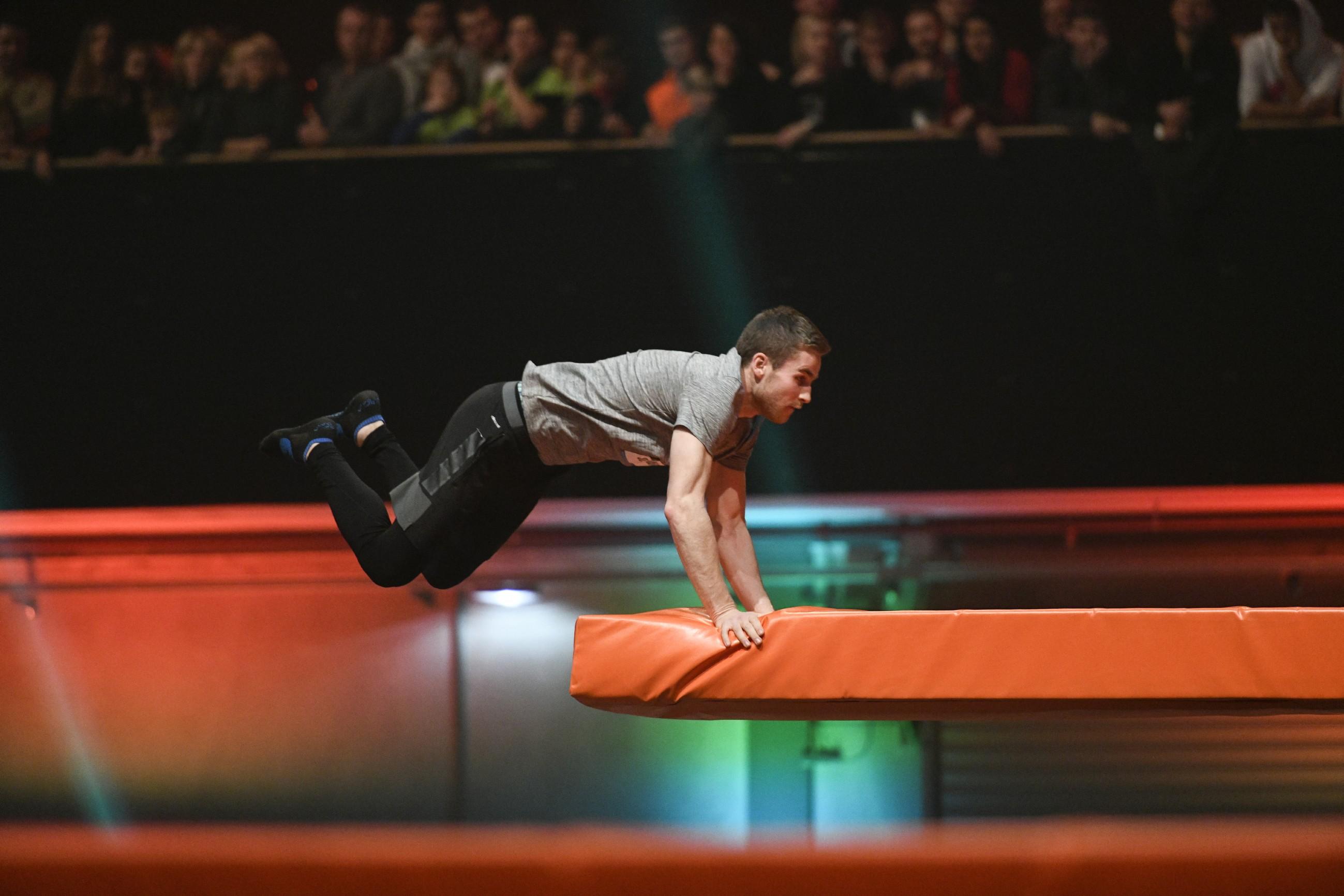Big Bounce Finale - Sebastian Klinger