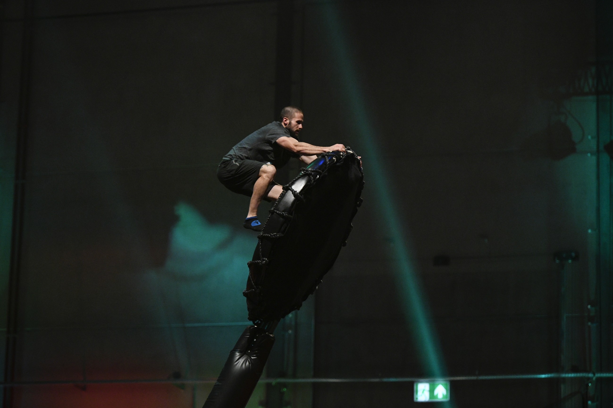 Big Bounce Finale - Felix Aurig