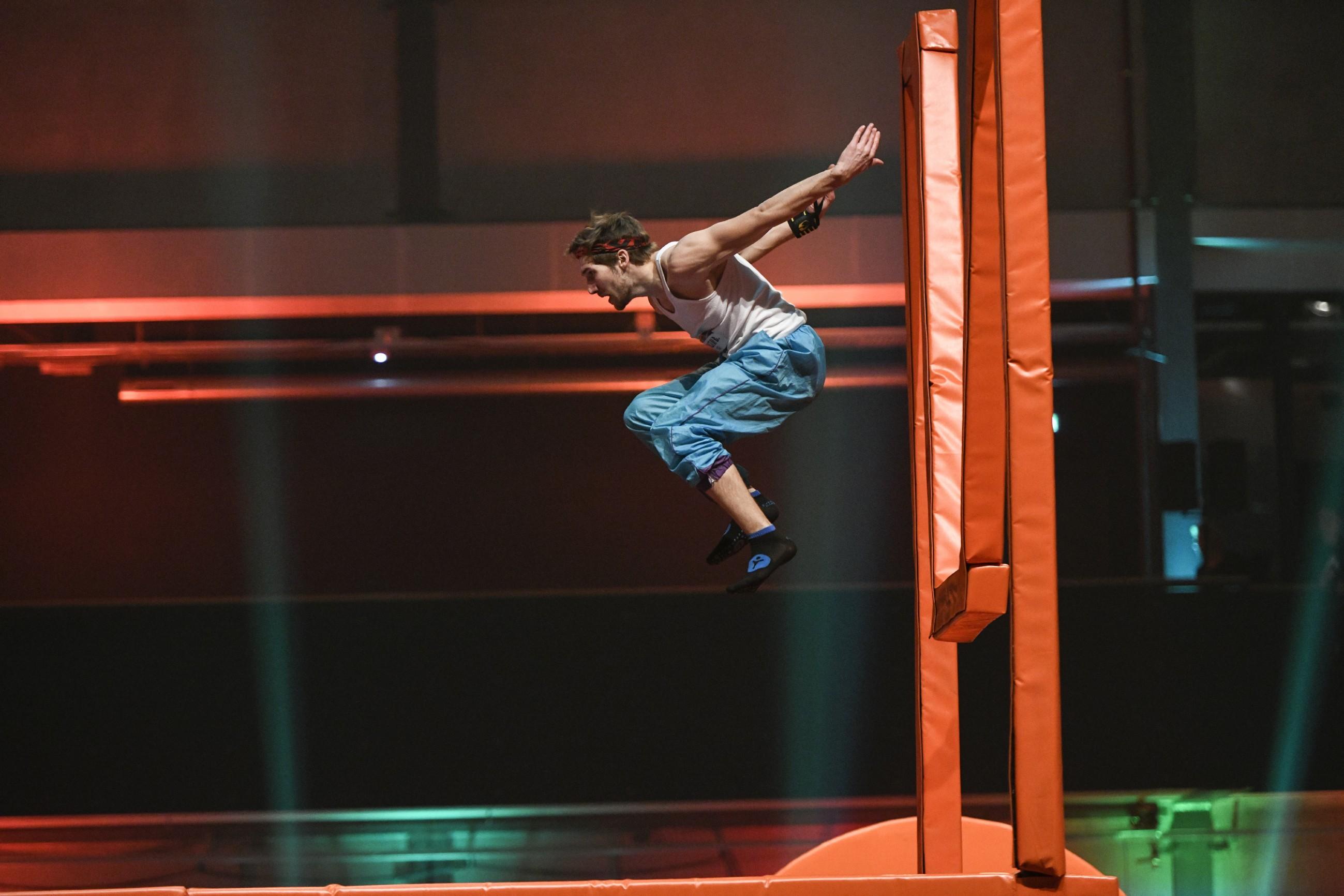 Big Bounce Finale - Christian Balkheimer