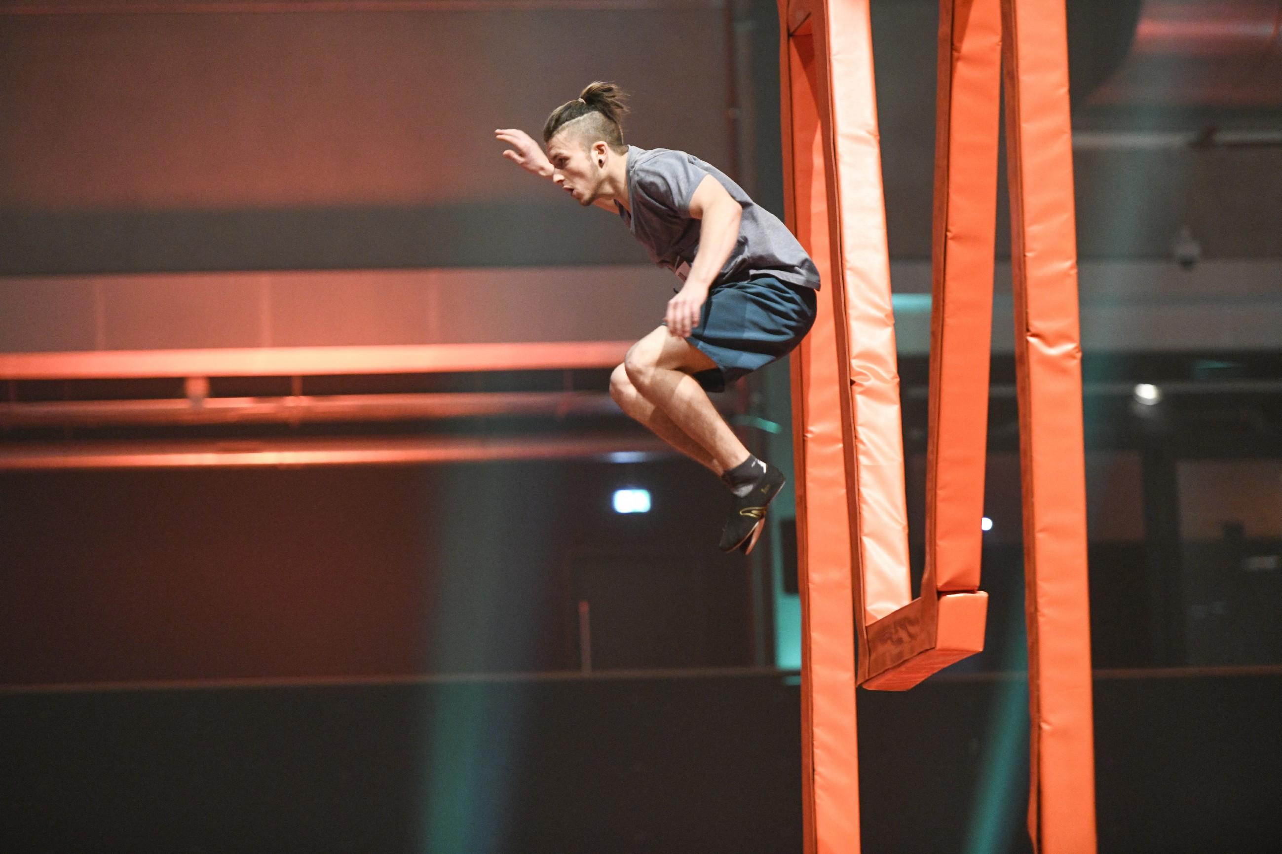 Big Bounce Finale - Dustin Runkel
