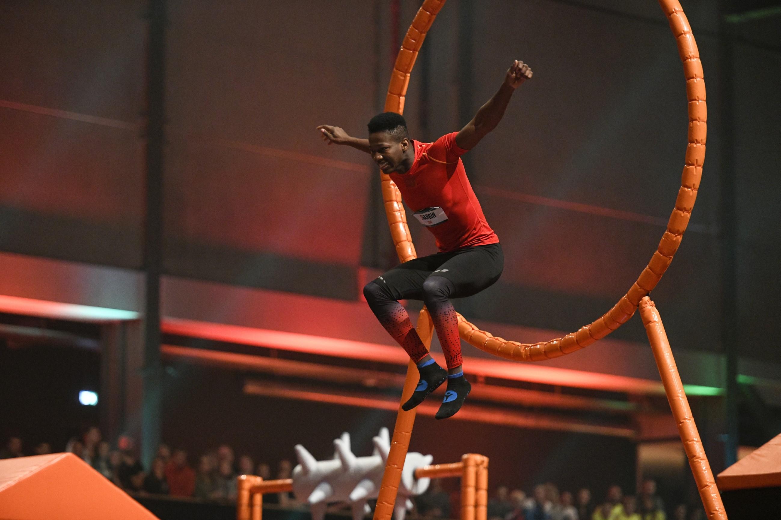 Big Bounce Finale - Charbin Kleemann