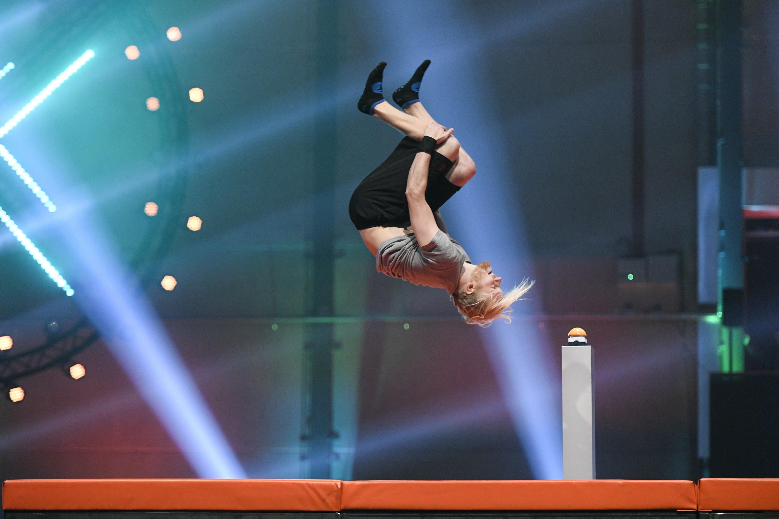 Big Bounce Finale - Kilian Langer