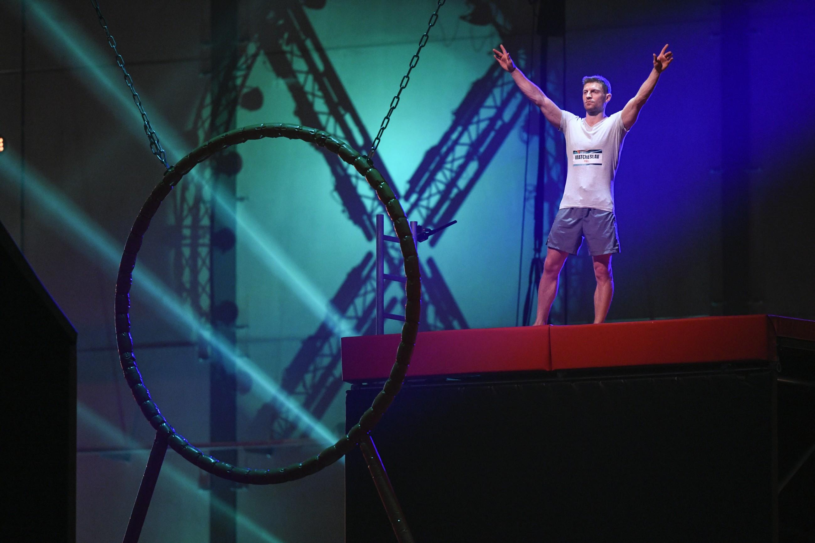 Big Bounce Finale - Slava Viatcheslav Popov