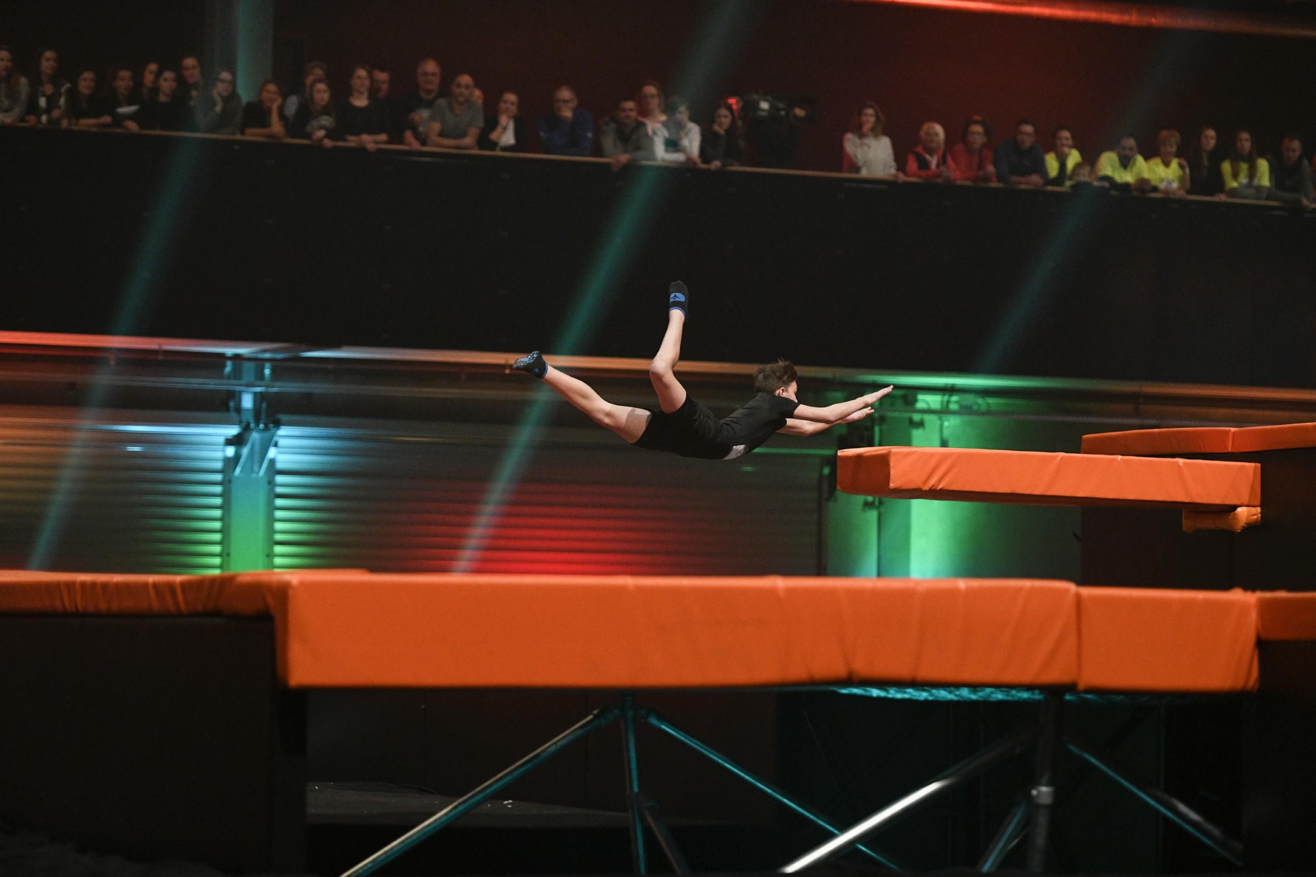 Big Bounce Finale - Tim Siebert