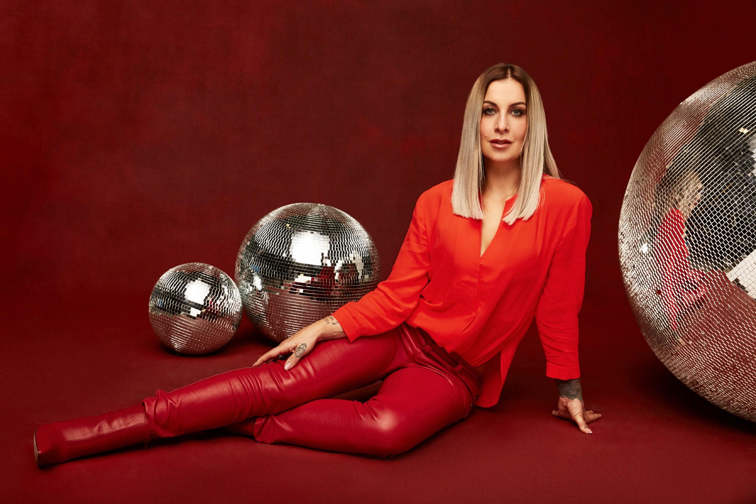Let's Dance 2018 - Kandidatin Charlotte Würdig