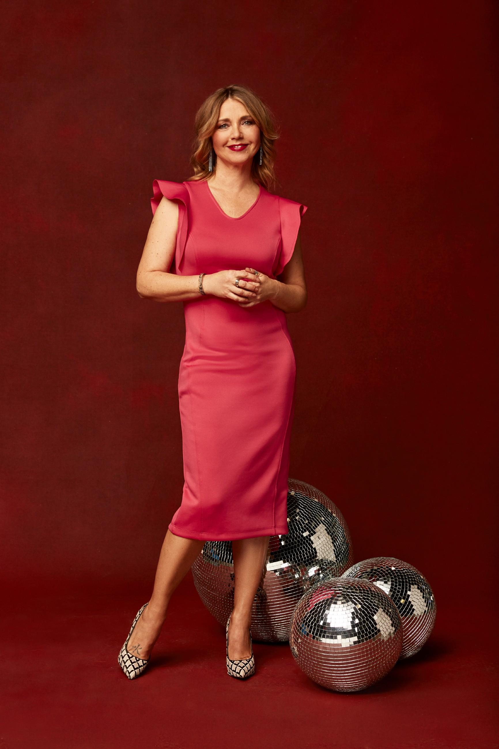 Let's Dance 2018 - Kandidatin Tina Ruland