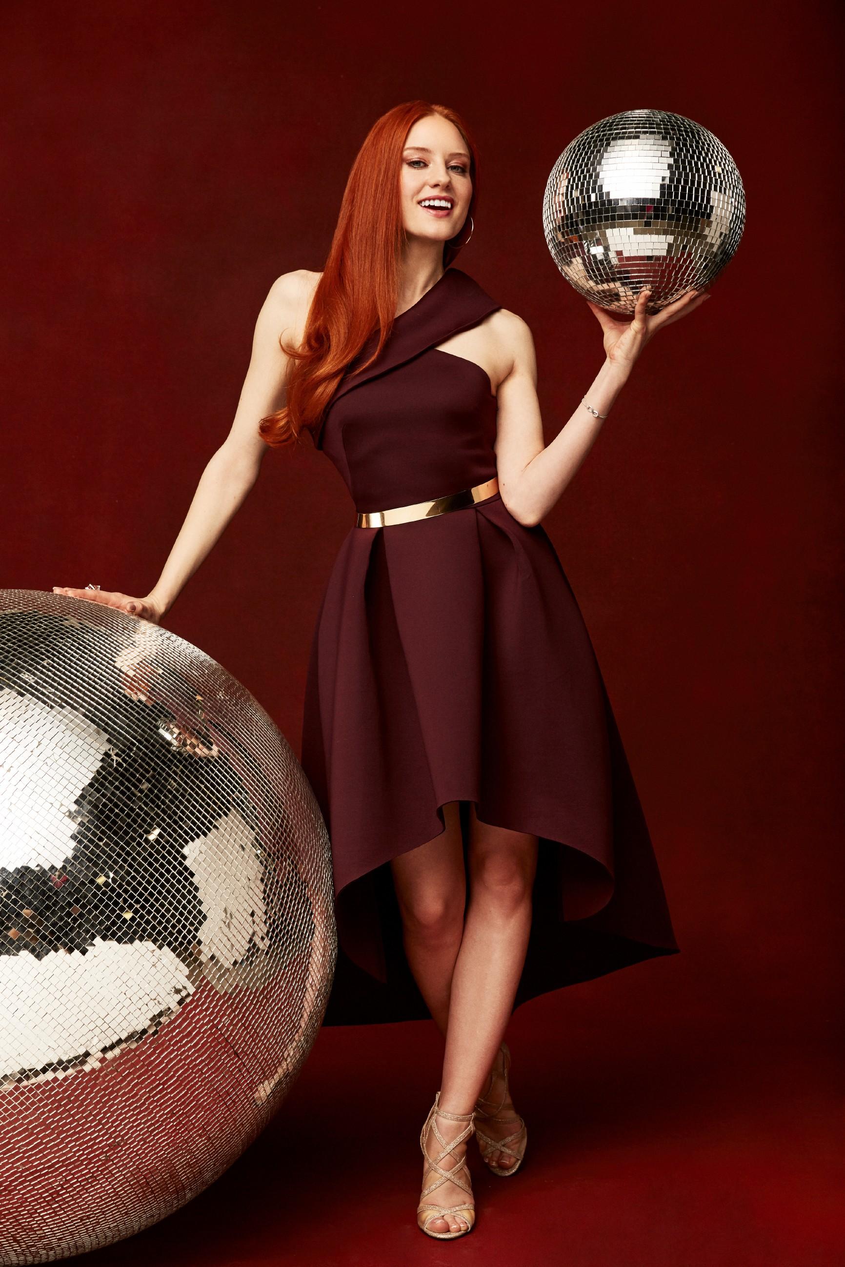 Let's Dance 2018 - Kandidatin Barbara Meier