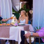 Der Bachelor 2018 Finale - Daniel, Mutter Rebecca und Svenja