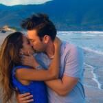 Der Bachelor 2018 Finale - Daniel und Kristina küssen sich