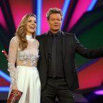 Let's Dance 2018 Show 1 - Die Moderatoren Victoria Swarovski und Oliver Geissen