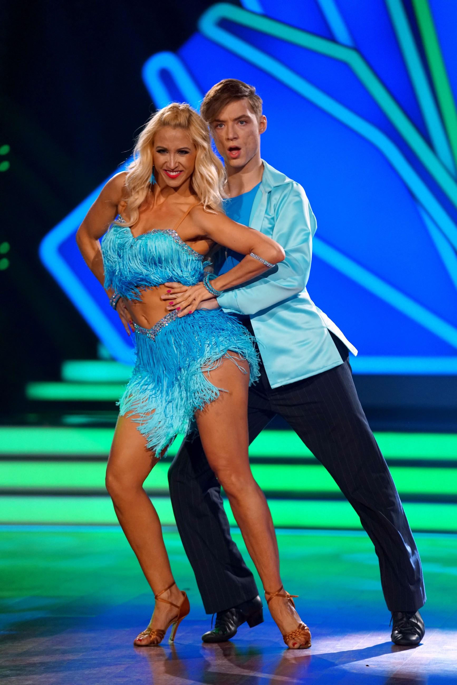 Lets Dance Kathrin Menzinger
