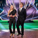 Let's Dance 2018 Show 2 - Die Moderatoren Victoria Swarovski und Daniel Hartwich