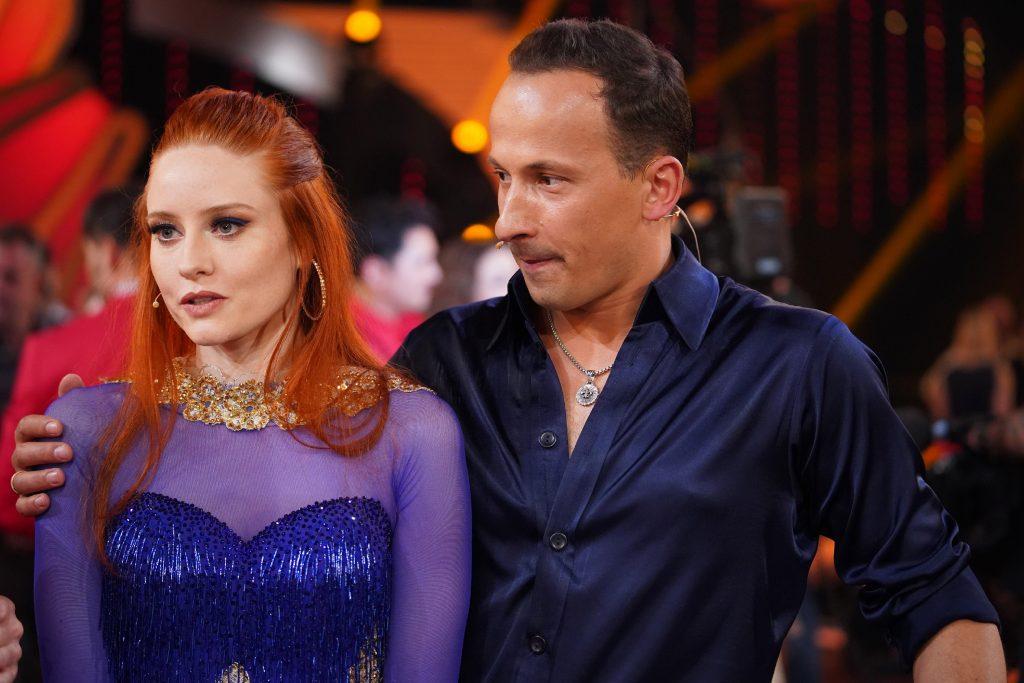 Barbara Meier und Sergiu Luca sind ausgeschieden.