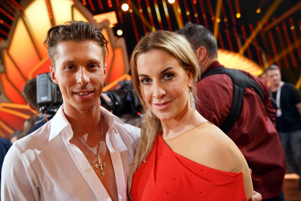 Charlotte Würdig und Valentin Lusin scheiden aus.