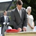 Verbotene Liebe Folge 4387 - Hochzeit Tanja und Ansgar 7