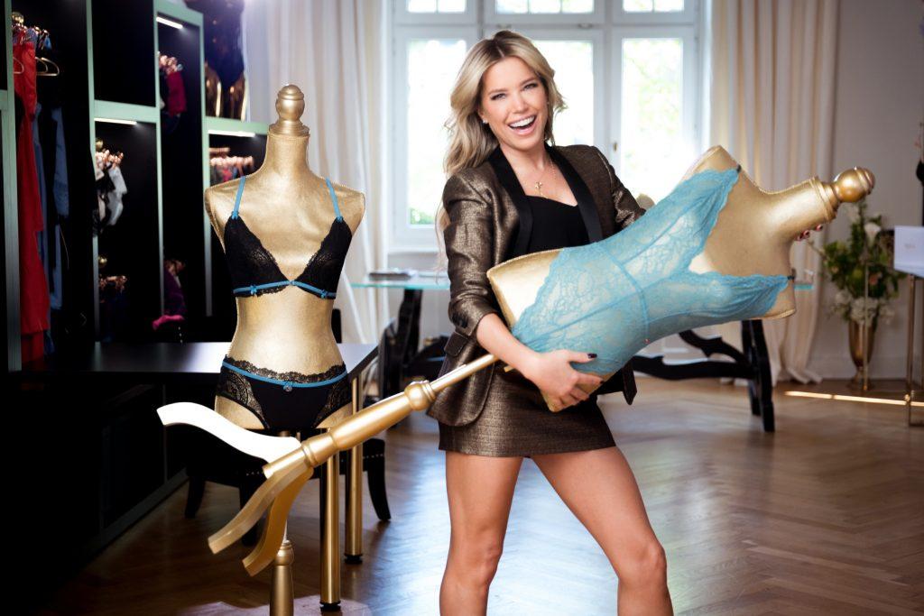 """Sylvie Meis sucht für ihre eigene Dessous- und Wäschekollektion """"Flirty Lingerie"""" das perfekte Model und Aushängeschild."""
