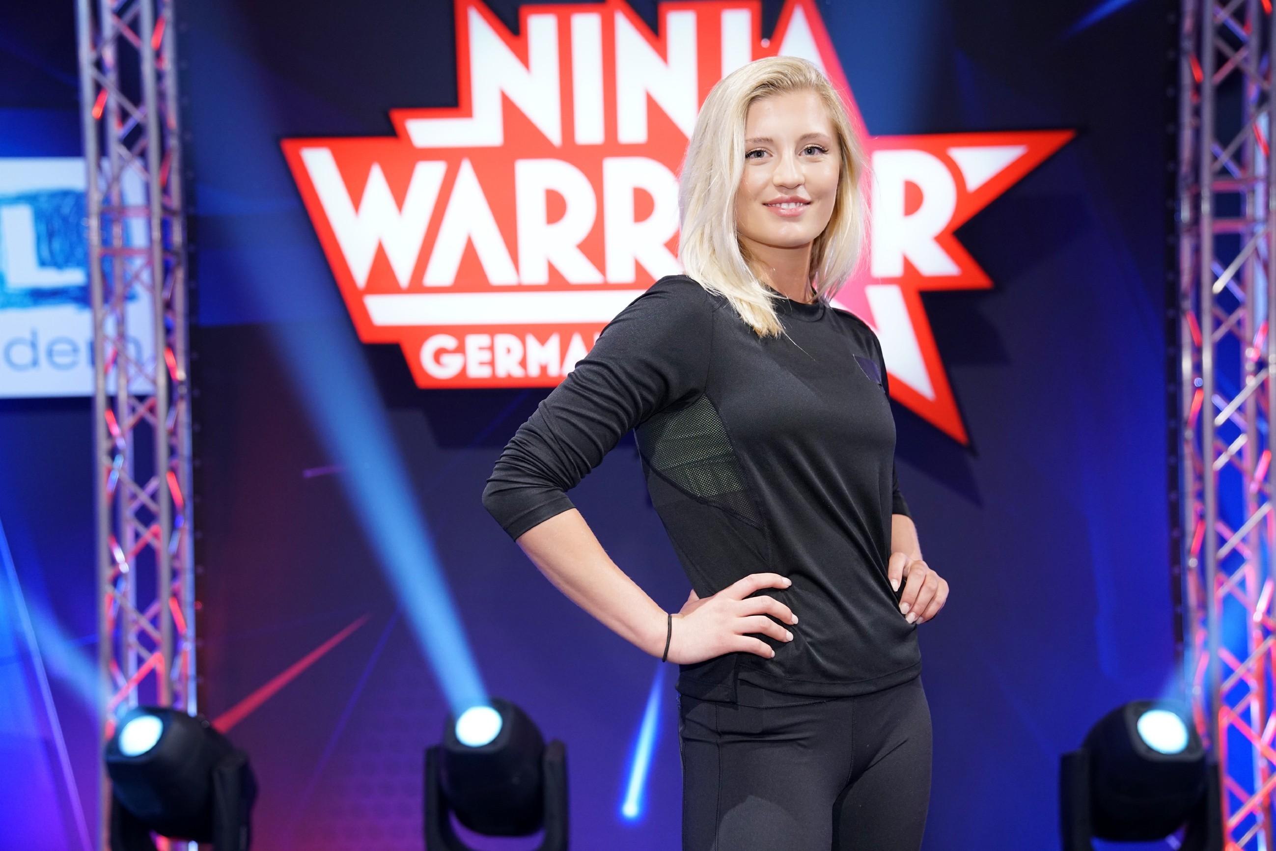 ninja warrior germany promi special 2018 luna schweiger stars on tv