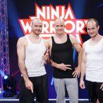 Ninja Warrior Germany 2018 – Roman, Michael und Thomas Rindisbacher aus der Schweiz