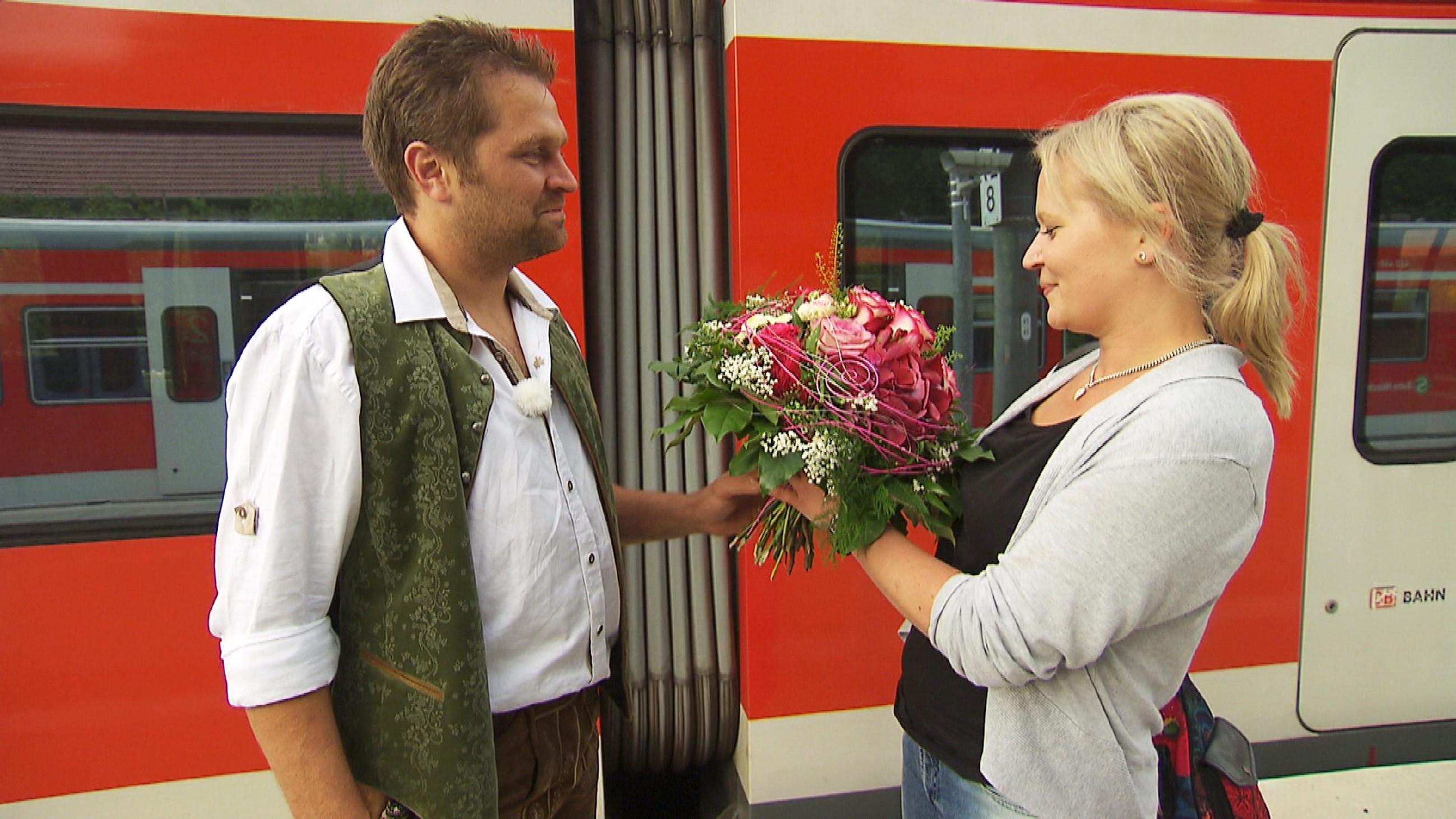 Schwanger steffi bauer frau sucht Hochzeit Bauer