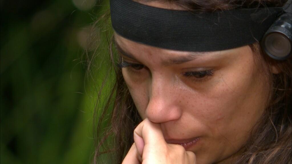 Dschungelcamp 2019 Giselle Bricht Mal Wieder