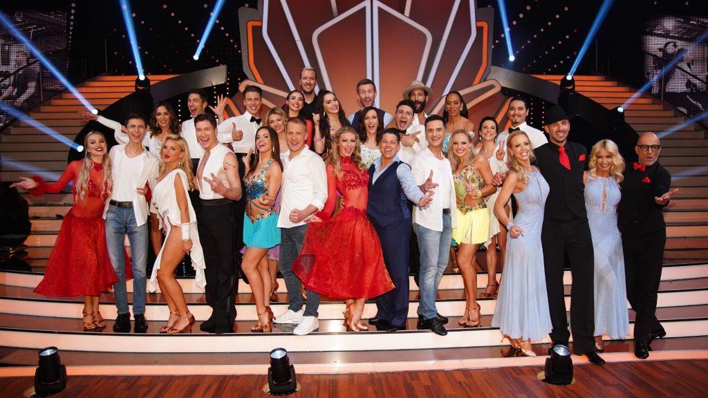 """Mit diesen 14 Paaren startet die 12. Staffel von """"Let's Dance""""."""