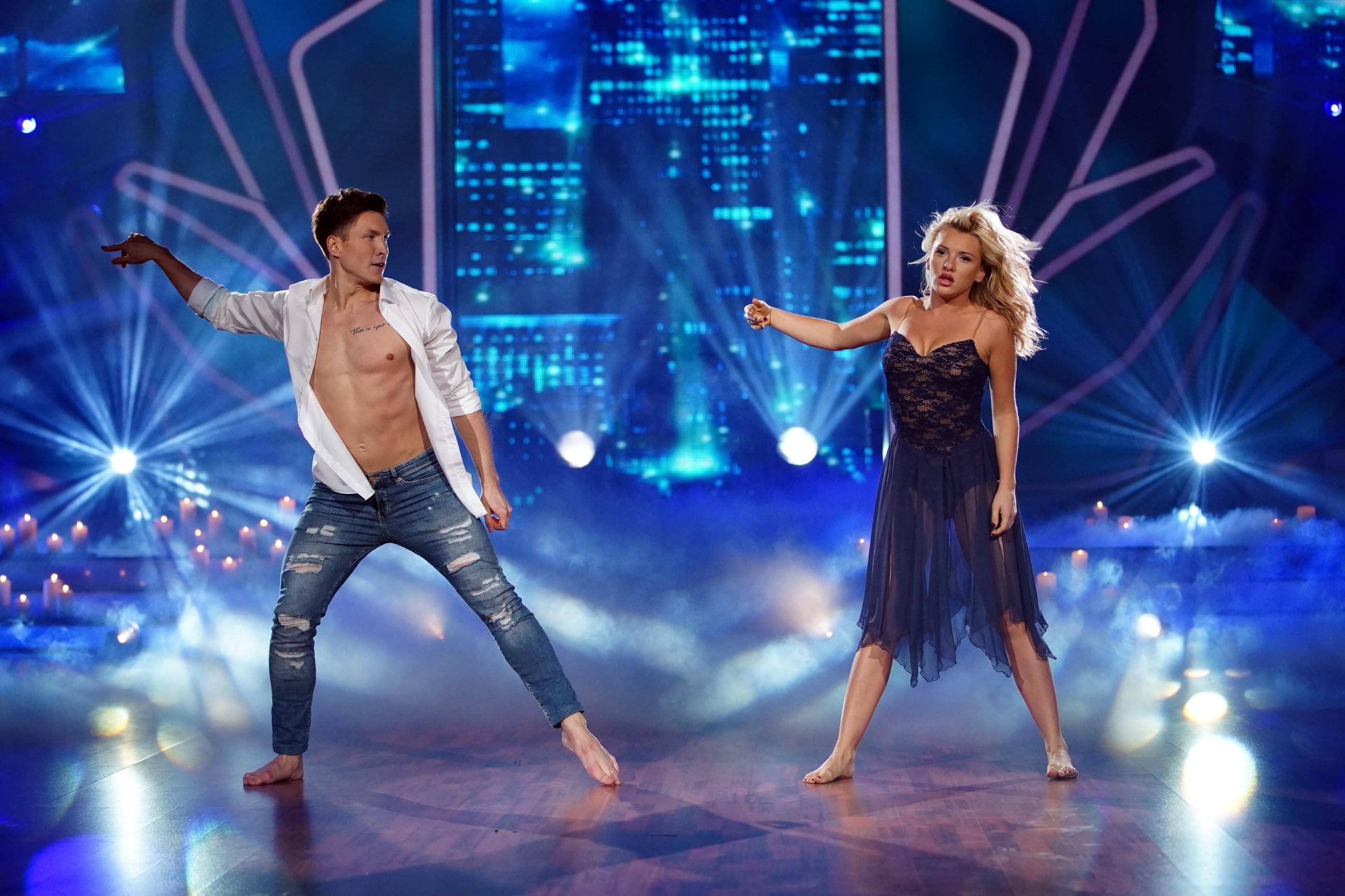 evgeny lets dance