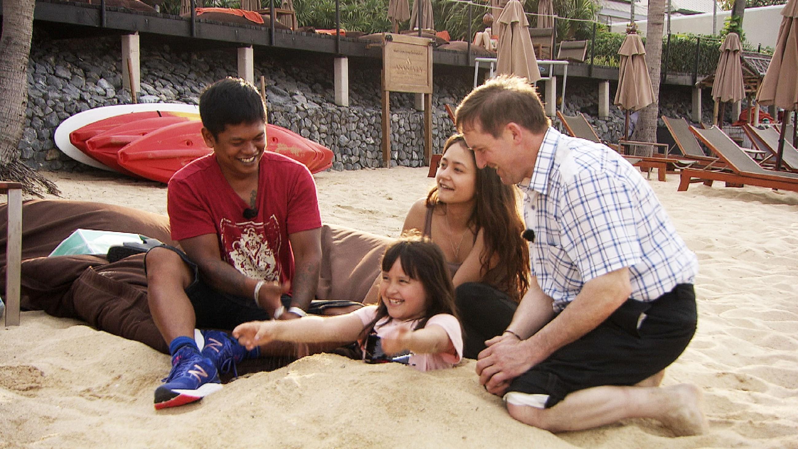 Josef & Narumol Spezial - Narumols Sohn Jack feiert seinen Geburtstag am Strand