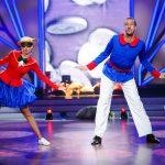 "Pascal ""Pommes"" Hens und Ekaterina Leonova tanzen Jive"