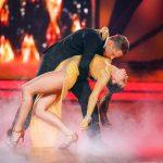 Oliver Pocher und Christina Luft tanzen Rumba