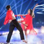 Nazan Eckes und Christian Polanc tanzen Contemporary