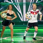 "Oliver Pocher und Christina Luft ihren ""Magic Moment""-Tanz"