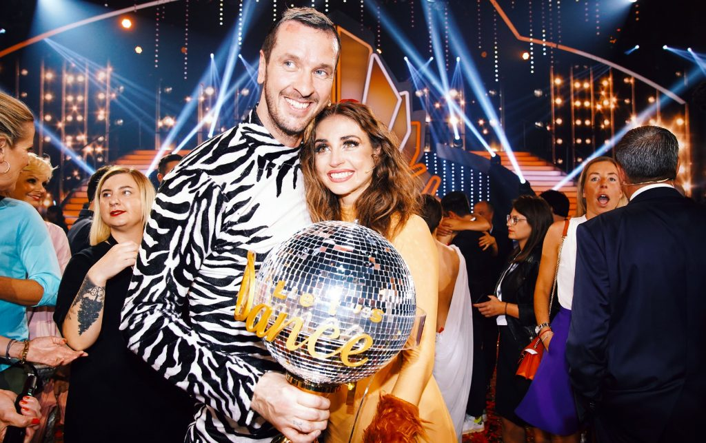 Gewinner 2019: Pascal Hens und Ekaterina Leonova
